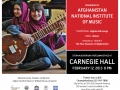 Historic first US tour by ensembles of National Institute of Music of Afghanistan