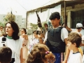 Reporting from Vlore, Albania,1997