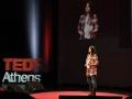 my Tedx talk, Athens, 2012