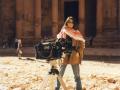 In Petra, Jordan, 1998