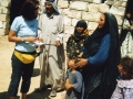 Interviewing IDPs in Iraq, 2003