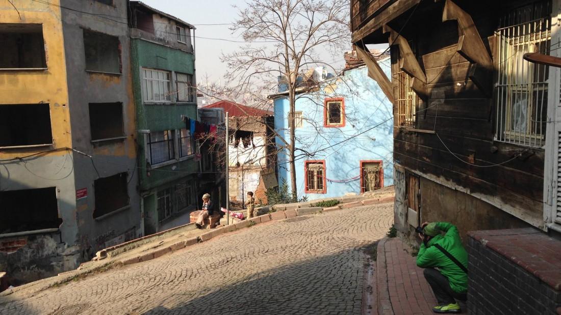 Istanbul, CPapadoukas