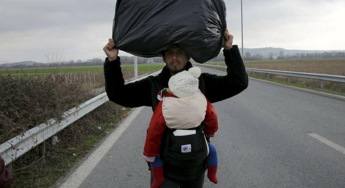 προσφυγικό Ευρώπη