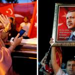 Τρία συμπεράσματα από τη μεγάλη βραδιά του Ερντογάν