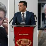 Μάχη εξουσίας με φόντο το όνομα στα Σκόπια – προς συνάντηση Τσίπρα-Ζάεφ στο Νταβός