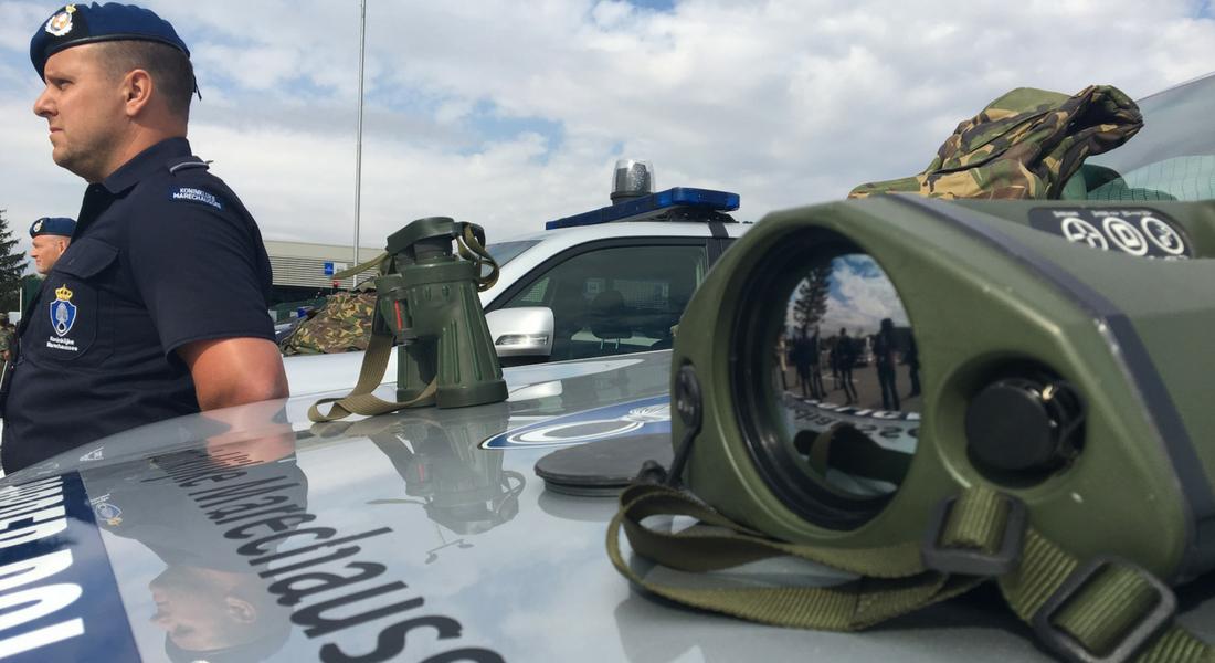 Frontex Ευρωπαϊκή Συνοριοφυλακή