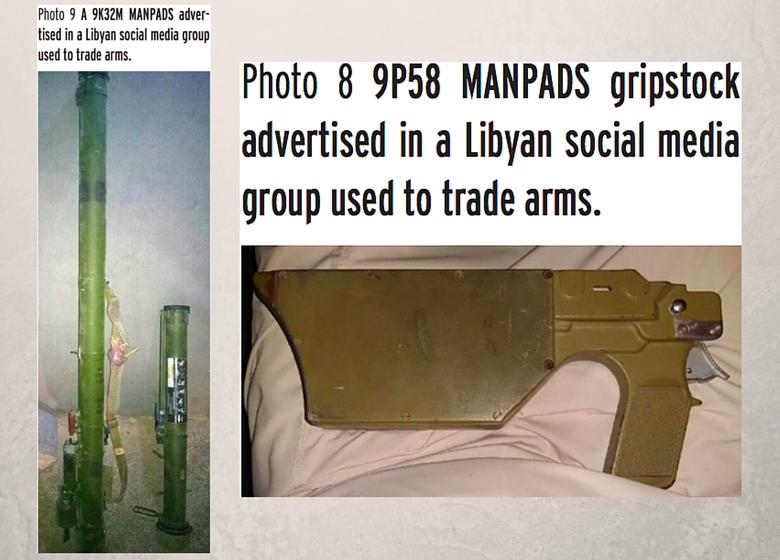 Λιβύη μαύρη αγορά