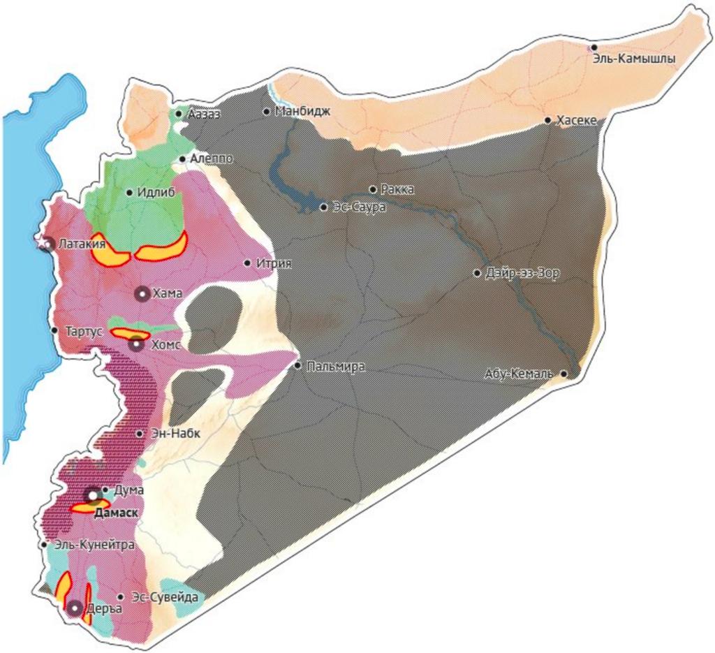 Συρία εκεχειρία