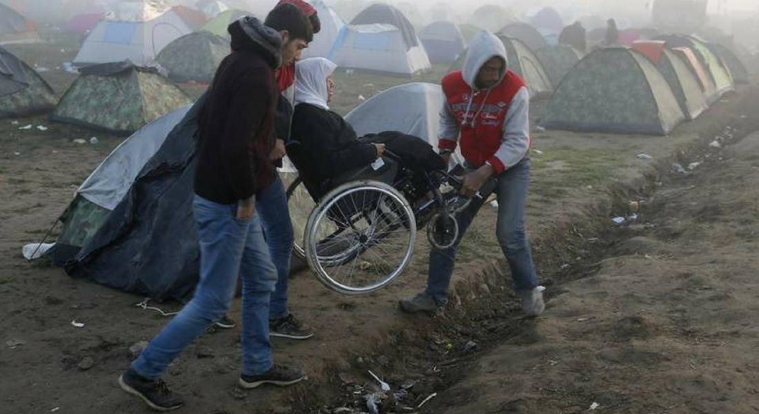 Συρία πρόσφυγες