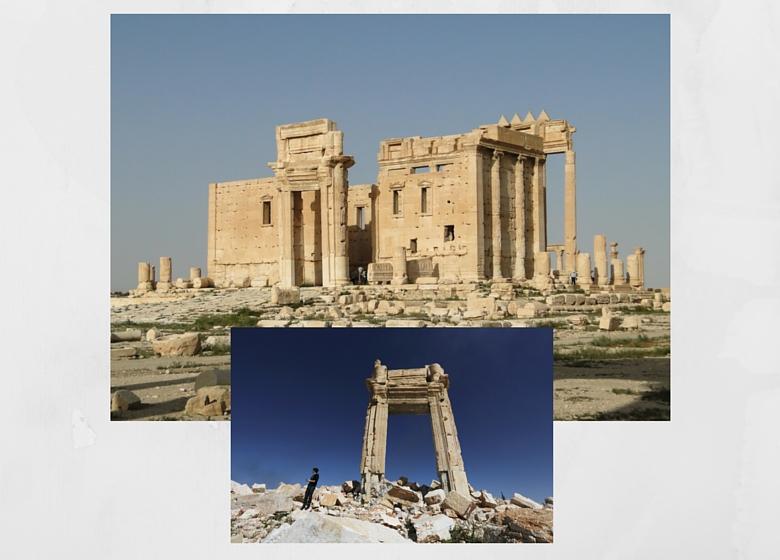 Συρία αρχαία