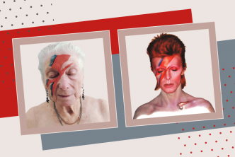 Roma Cohen - David Bowie - Sydmar Lodge