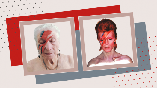 Roma Cohen - David Bowie - Sydmar Lodge