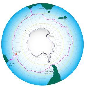 Λίζα Μπλερ - ο γύρος της Ανταρκτικής